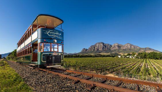 © Franschhoek Wine Tram