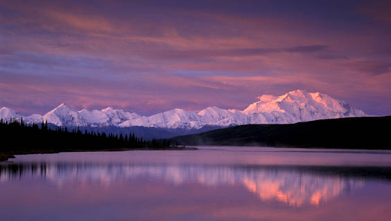 Spiegelung%20des%20Mount%20McKinley%20im%20Wonder%20Lake%2C%20Denali%20National%20Park © Christian%20Heeb