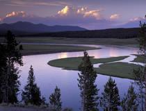 Yellowstone National Park, Wyoming/Idaho/Montana © Christian Heeb
