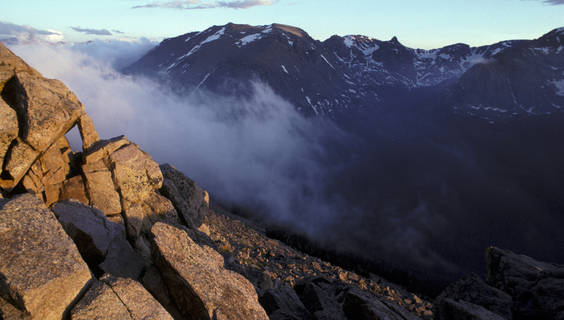 Rocky Mountain National Park, Colorado © Christian Heeb